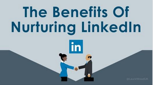 The benefits of nurturing LinkedIn for your home improvement business